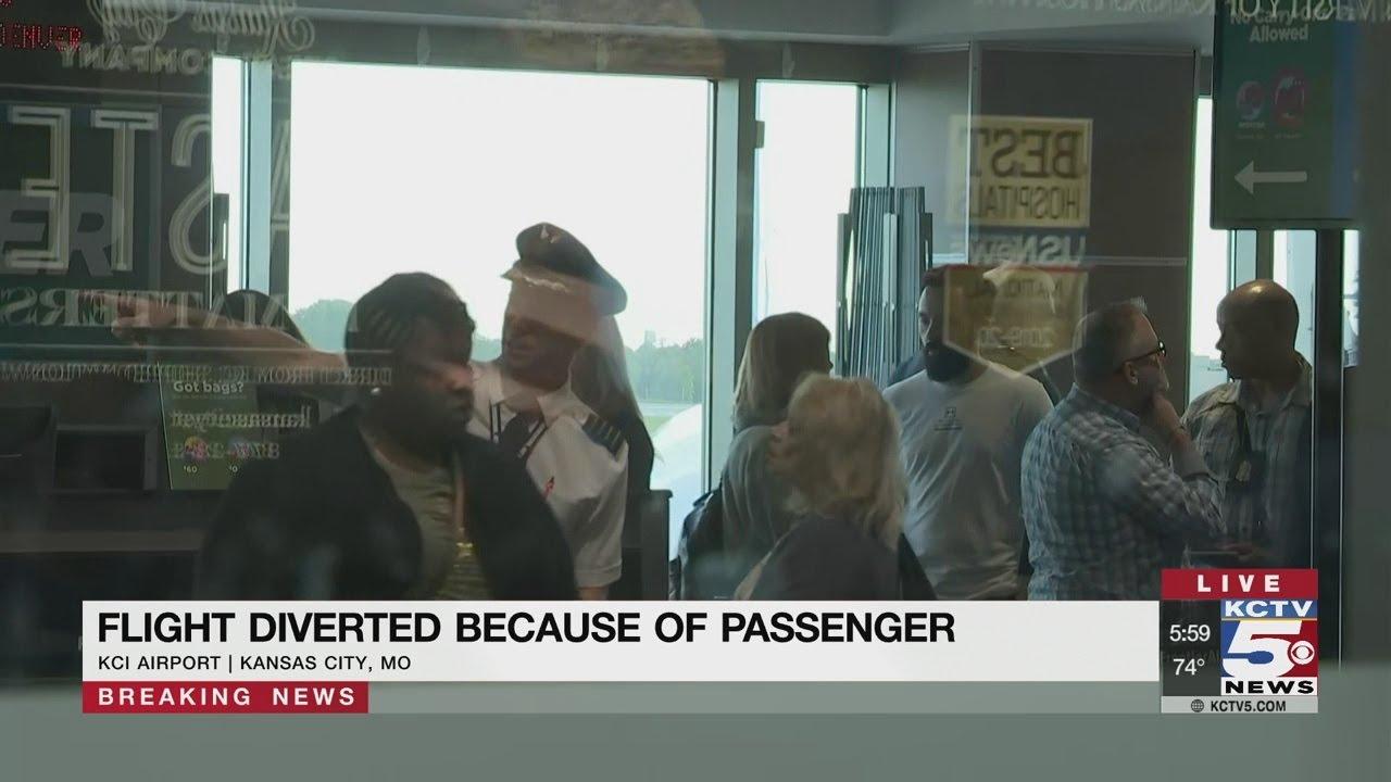 Alaska Airlines flight diverts to Denver after passenger