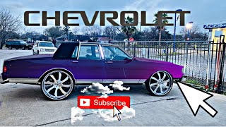 PAINTING MY BOX CHEVY VOODOO VIOLET
