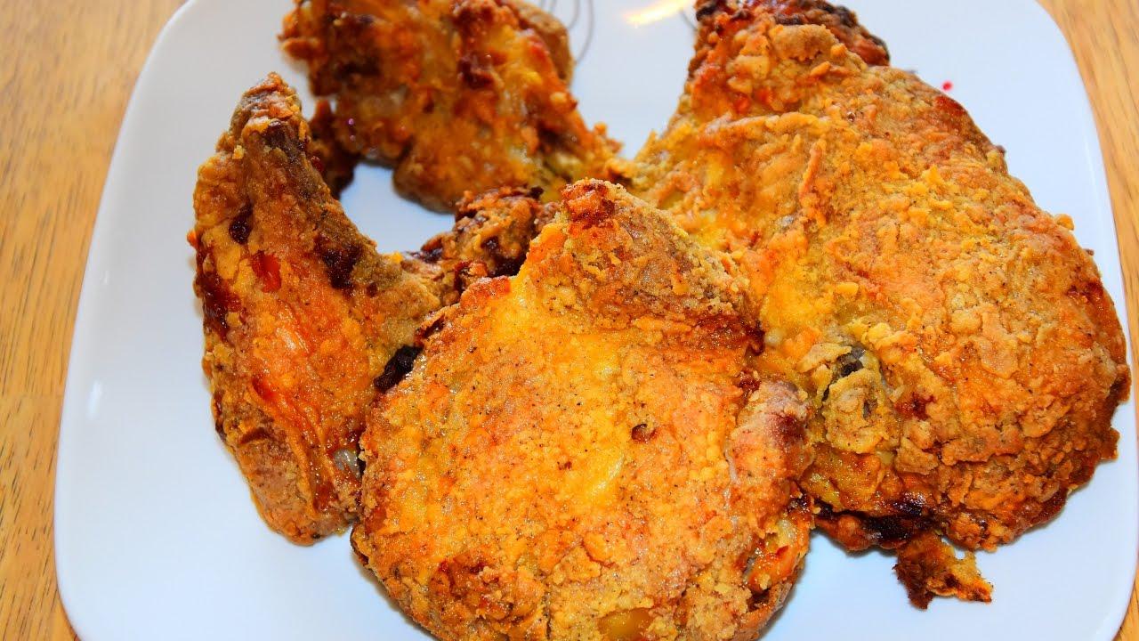 Best Air Fryer Fried Chicken Recipe