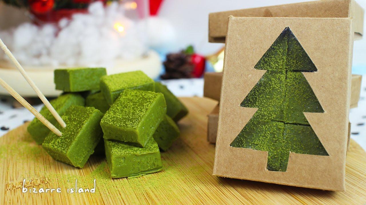 Nama Green Tea Chocolate Recipe