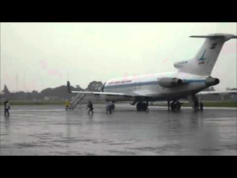 "LAB 727 Trompillo ""SLET"" Rain!"