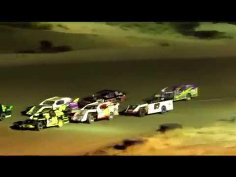 Desert Thunder Raceway Sport Mod Heat Race 9/29/17