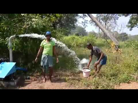 Solar Pump Changing Life  In Deep Forest People