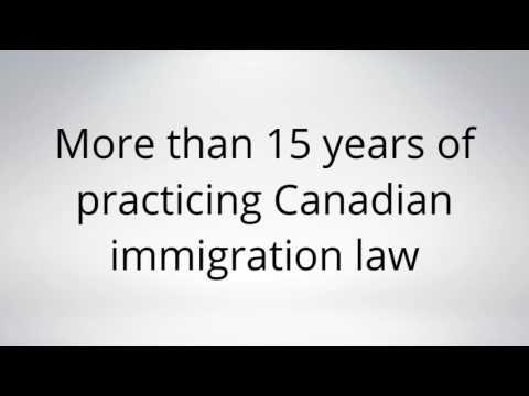 Canadian Immigration Lawyer Ronen Kurzfeld