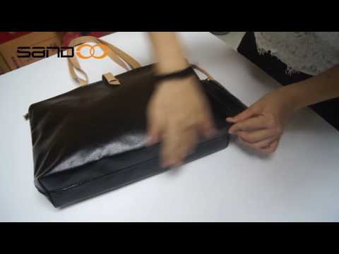 Wholesale Pu Leather Lady Handbag thumbnail