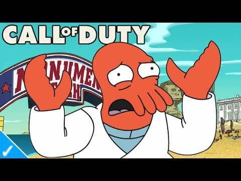 DR ZOIDBERG PLAYS BLACK OPS 2