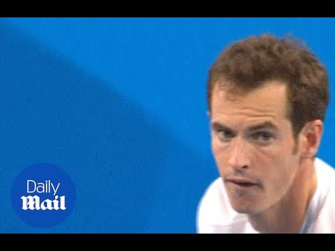 Andy Murray leads GB to Hopman Cup over Australia in 2015 - Daily Mail