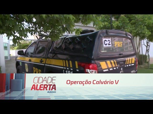 Operação Calvário V: Ministério Público da Paraíba cumpre mandado de prisão