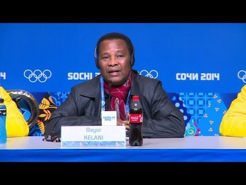 Togo Olympic official: we are here to 'amaze the world'