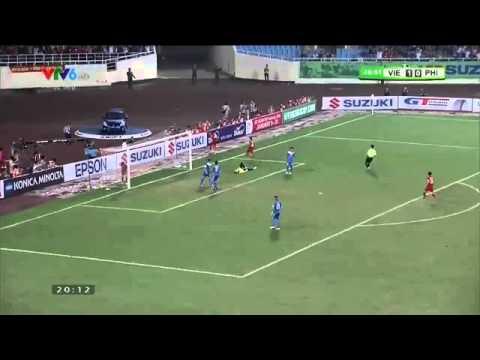ĐT Việt Nam 3-1 ĐT Philippines (AFF Suzuki Cup 2014)