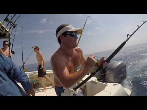 Wofford SAE Offshore  Fishing Highlights