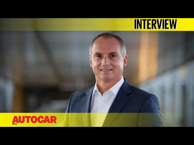 Fabrice Cambolive - SVP, Chairman of AMI-Pacific Groupe Renault | Interview | Autocar India