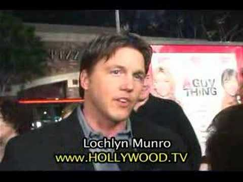 Lochlyn Munro - How to make it in Hollywood