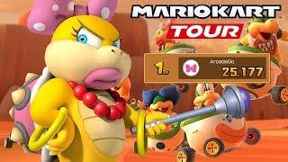 Mario Kart Tour: Tokyo Tour Ending & Weekly Ranking Part 19