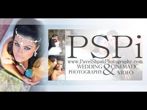 Designer Wedding Album \u0026 Photography By PSPi At Temple Israel Of Lawrence NY \u0026 Old Westbury Gardens
