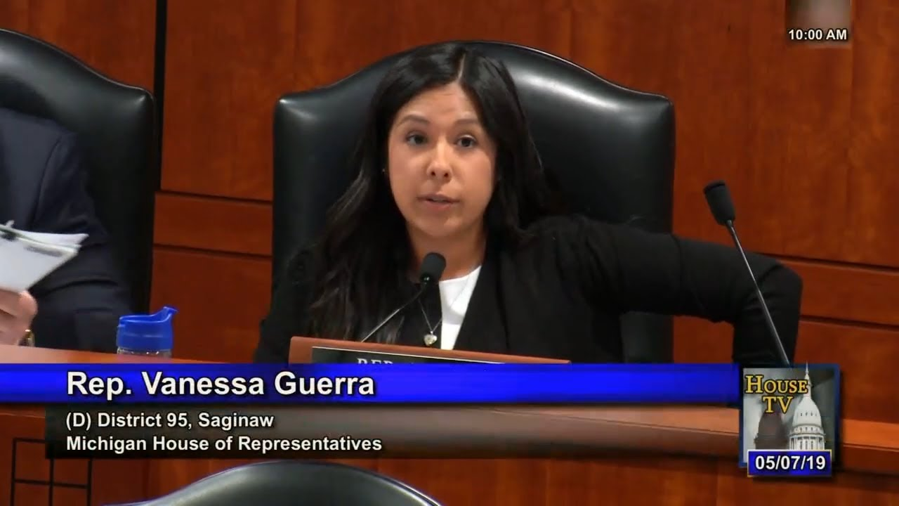Rep  Guerra Questions Abortion Method Bill Testimony