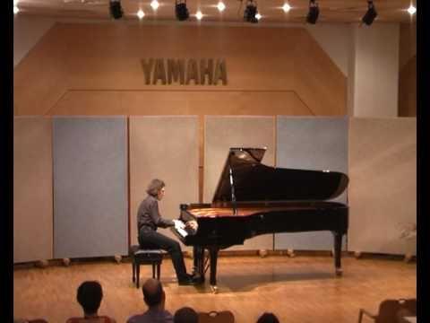 Ginastera: Danza del gaucho matrero (No.3 from Danzas argentinas) - Christian Badian, Piano
