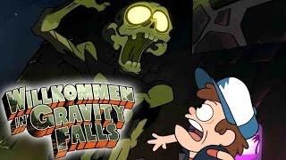Willkommen in Gravity Falls - Verrückter Gruselspaß - ab dem 01.03. im DISNEY CHANNEL
