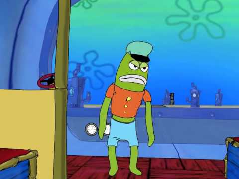spongebob employee of the month full version