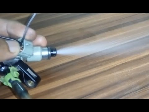 Checking And Cleaning Motorcycle Car Fuel Injector Without
