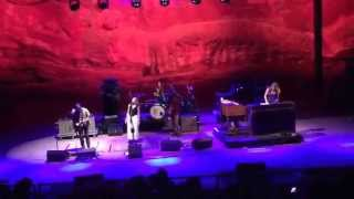 Grace Potter & The Nocturnals - Red Rocks - 09/20/2014 - Wild Horses