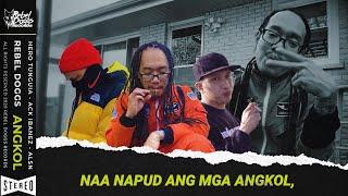 Hero Tunguia, Ack Ibanez, ALSN - ANGKOL (Official Lyric Video)
