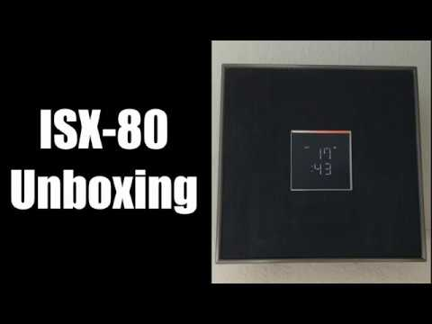 yamaha isx 80 restio musiccast unboxing youtube. Black Bedroom Furniture Sets. Home Design Ideas