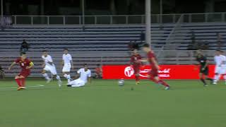 The 2019 Sea Games Men's Football - Vietnam Vs Indonesia