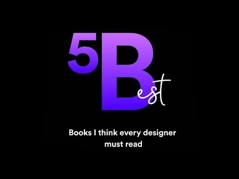 top-5-best-books-i-think-every-designer-must-read-|-scribbles-info