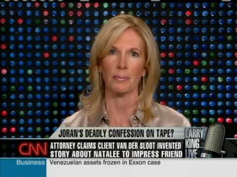 CNN Larry King Live Peter de Vries Natalee Holloway 2/3