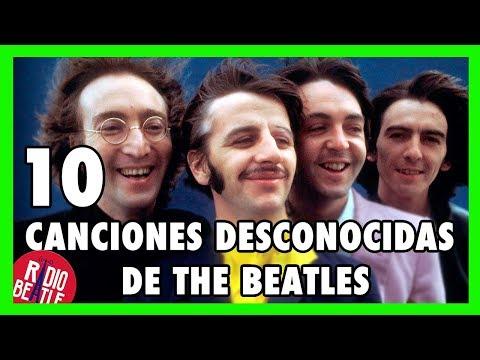 10 Canciones que The Beatles NUNCA Sacaron | Radio-Beatle
