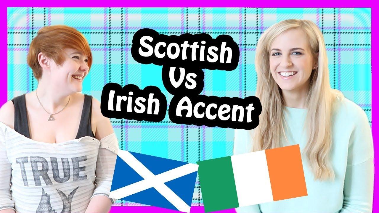 Scottish Vs Irish Accent Differences (Ft Diane Jennings!)