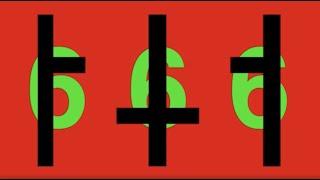 bon iver 666 ʇ official lyric video