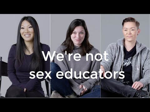 Porn Stars Stoya, Asa Akira & More on Sex Education  Iris
