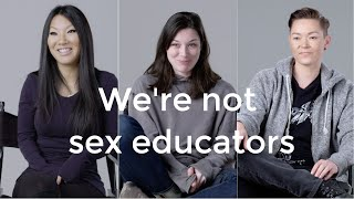 Porn Stars Stoya, Asa Akira & More on Sex Education | Iris