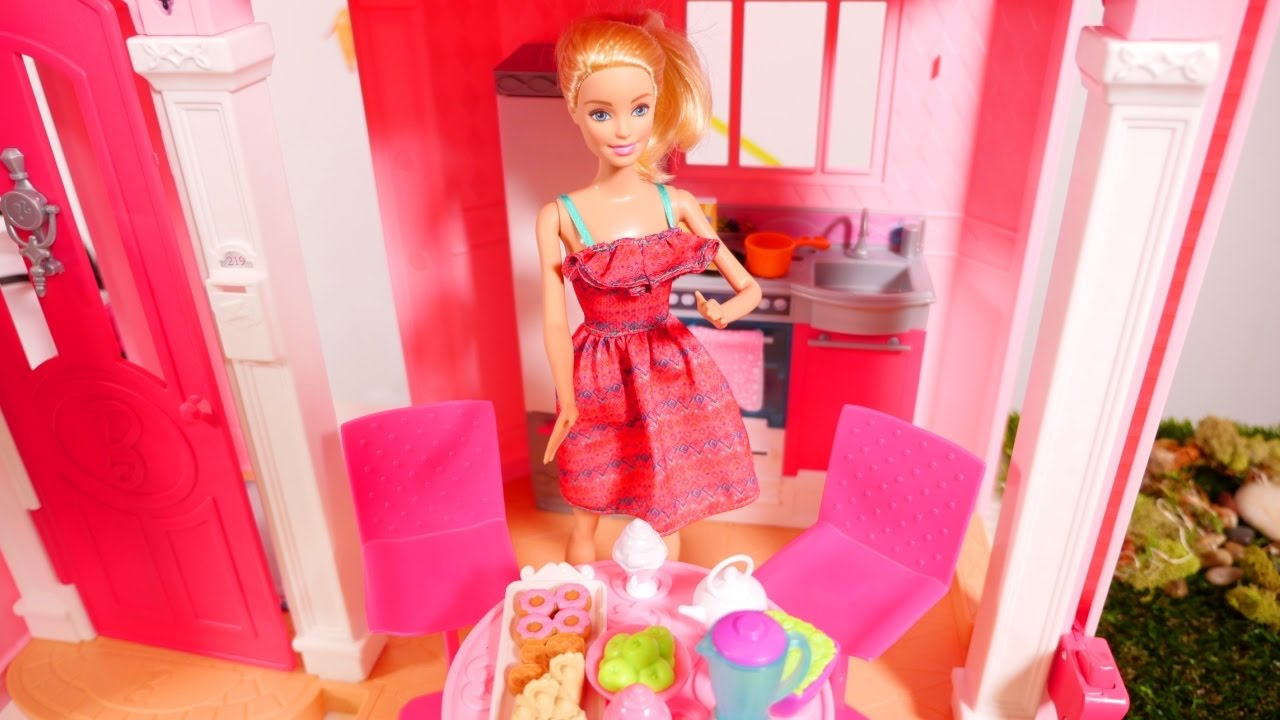 barbie house games for with 10079