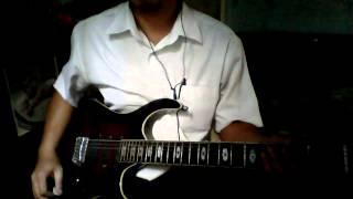 Giọt nắng bên thềm - Guitar instrument cover