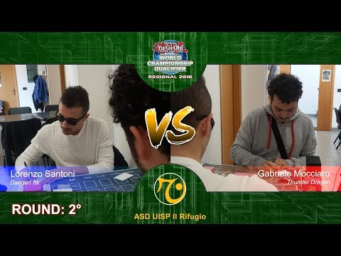 Feature Match 2 - WCQ Yu-Gi-Oh! ASD UISP Il Rifugio 11/11/2018