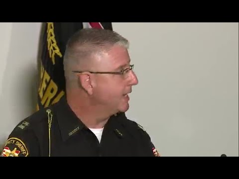 Medina County Sheriff's Office: No other person other than Bryon Macron was involved in his death