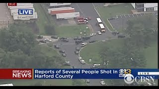 Maryland Shooting | 3 people dead in Aberdeen, Harford County