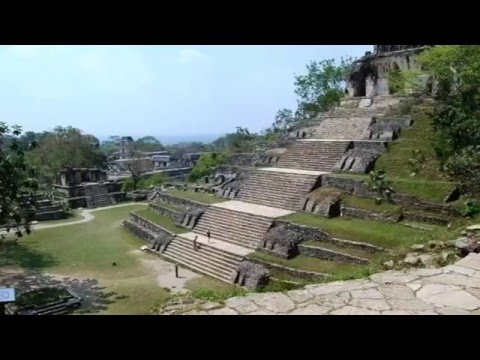 Lost cities of The World - Palenque (Mexico)