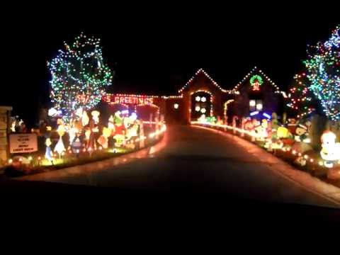 Crazy Christmas Decorations Youtube