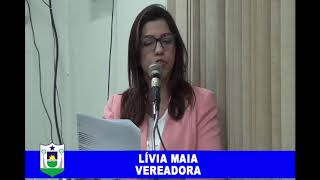 Livia Maia   Pronunciamento 28 09 2017
