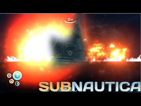 SUBNAUTICA! #2 | EXPANDING OUR EXPLORATION! | YOU CAN WALK ON LAND?!?!?! | LEARNING HOW TO CRAFT!!!