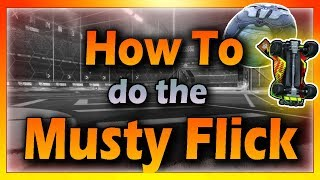 MUSTY FLICK TUTORIAL   Leąrn How To Do The Flick No One Expects