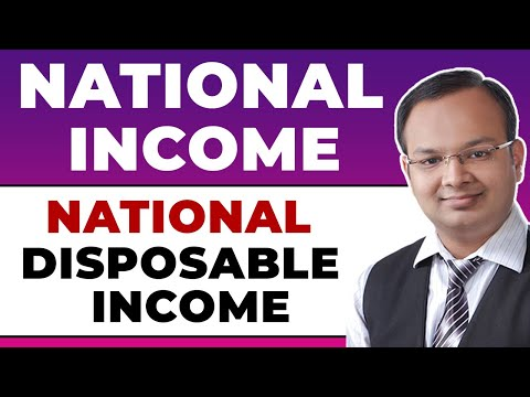 #25 | National Disposable income