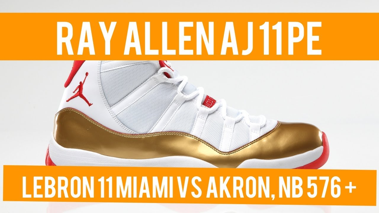 Ray Allen 11