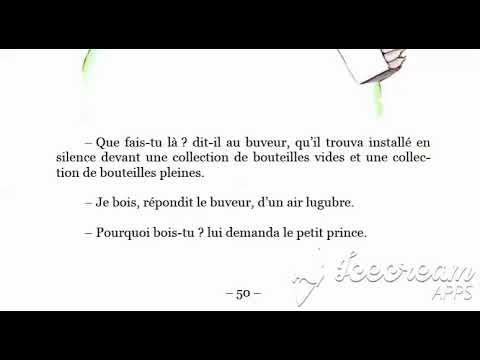 Le Petit Prince Livre Audio C Xii Quebecois
