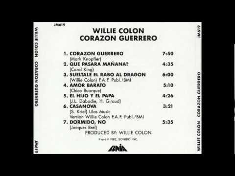 Willie Colón - Que Pasara mp3 indir