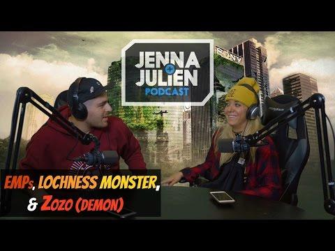 Podcast #125 - EMPs, Lochness Monster & Zozo (demon)